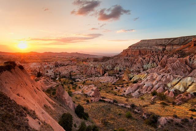 Cappadocia-Rose-Valley